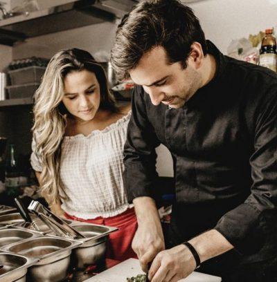 Mediterrane Ernährung und ein gesundes Darmmikrobiom