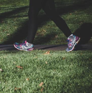 Intervall Walking statt 10.000 Schritte