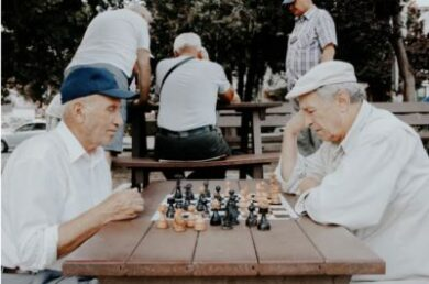 Gebrechlichkeit im Alter