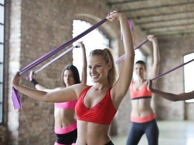 Pilates verbessert den Blutdruck