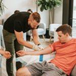 Neuer Test: Blutzucker messen Diagnose, Messung und Überwachung von Diabetes Typ 1 und Diabetes Typ 2