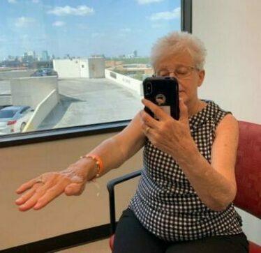 Diagnose Schlaganfall--Test in vier Minuten mit einem Smartphone-Bildquelle Houston Medical Hospital
