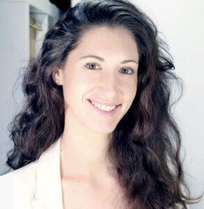 Katia Miko Ramelow, Yogalehrerin und Mindfulness Coach