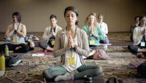 Meditation kann körperliche, geistige und seelische Blockaden lösen